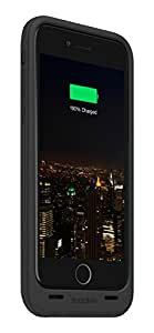 mophie juice pack plus for iPhone 6 (3,300 mAh) - Black
