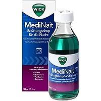 Wick MediNait Erkältungssirup Saft, 180 ml preisvergleich bei billige-tabletten.eu