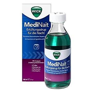 WICK MediNait Erkältungss 180 ml