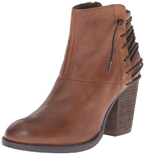 Steve Madden Raglin Boot Cognac Leather
