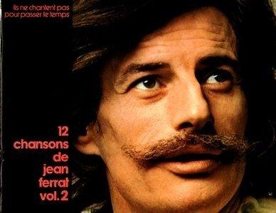 12 CHANSONS DE JEAN FERRAT VOL.2