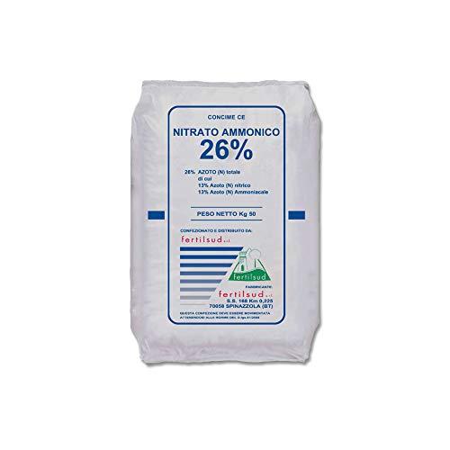 Fertilsud Concime Nitrato Ammonico 26% da 50 kg