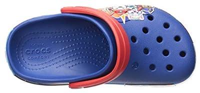 Crocs Crocsfl Paw Patrol Band Clog K, Zuecos Unisex Niños por Crocs