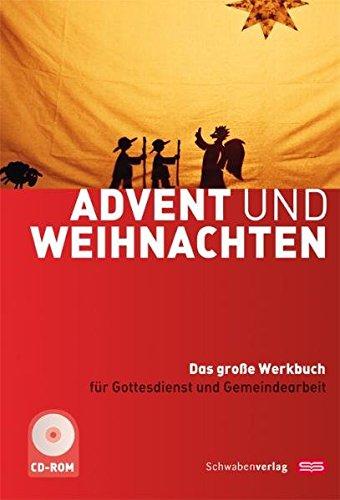 Advent und Weihnachten (Das große Werkbuch)