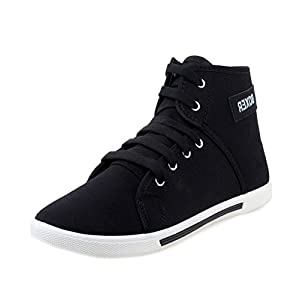 Weldone Boys's Canvas Casual Sneakers