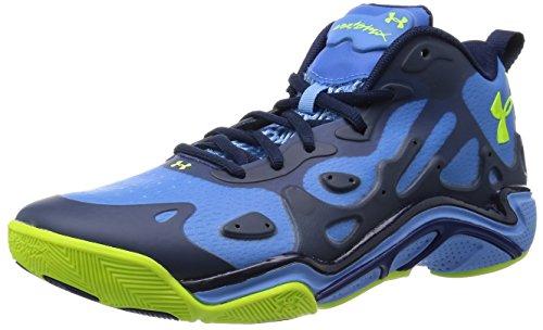 Pelota De Baloncesto Under Armour Micro G 2 Para Hombre Spawn Low Blue (dunkelblau / Blau)