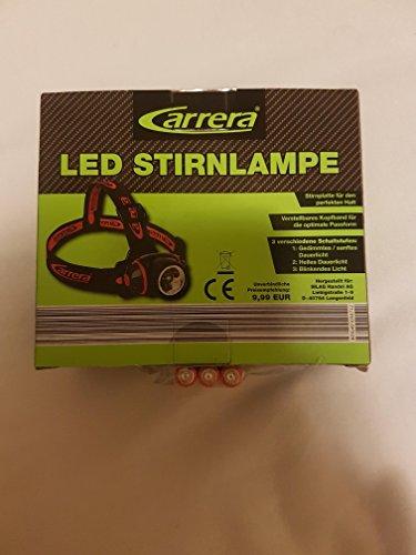 Preisvergleich Produktbild Carrera - 1 Watt LED Stirnlampe