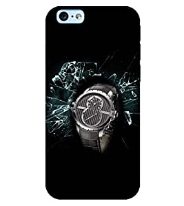 PRINTSWAG WATCH Designer Back Cover Case for Apple Iphone 6s