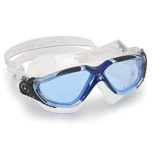 Aqua Sphere Vista, Occhialini da Nuoto, Blu (Blue)