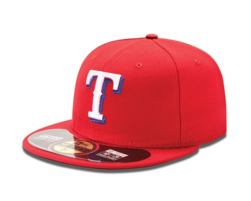 New Era MLB Trikot AUTHENTIC Collection On Field 59 FIFTY Fitted Cap, Herren, scharlachrot