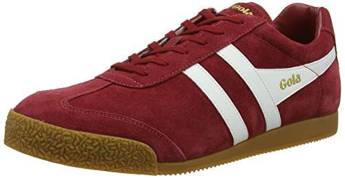 Gola Herren Cma192 Sneaker, Rot (DEEP RED/White RJ), 46 EU
