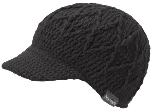 marmot-cappello-bambino-18770-nero-black-unica