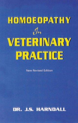 Homoeopathy In Veterinary Practice: 1