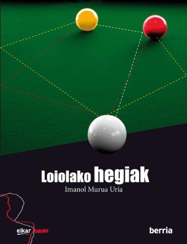 Loiolako hegiak (Lekuko Book 10) (Basque Edition) por Imanol Murua Uria