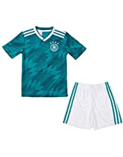 uniq Germany Jersey Set for Boys