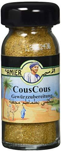 Al Amier CousCous Gewürzzubereitung, 6er Pack (6 x 30 g)