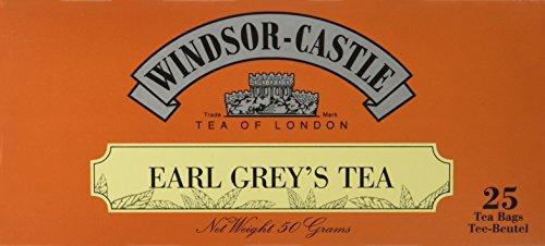 Windsor Castle Earl Grey´s Tea, 5er Pack (5 x 112 g)