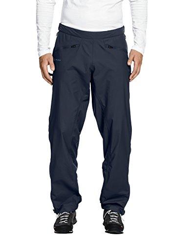 VAUDE Pantalon Full Zip Pants lierne XL Eclipse