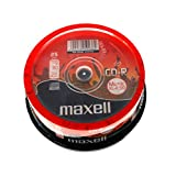 25 Maxell CD-R 700MB MUSIC XL-II 80 in cake