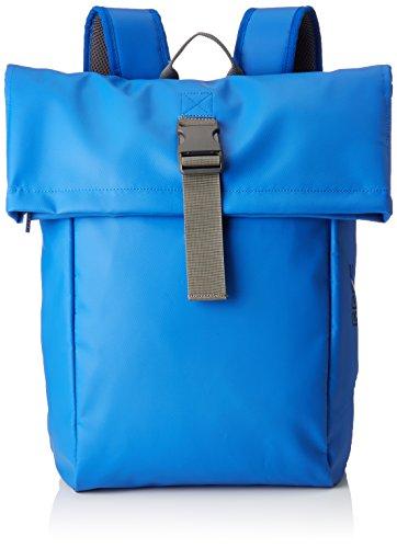 BREE Unisex-Erwachsene Punch 93, Victoria Blue, Backpack M W18 Laptop Tasche, Blau (Victoria Blue), 36x14x30 cm
