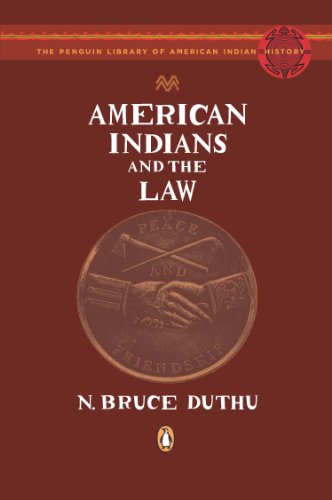 American Indians and the Law (Penguin Library of American Indian History)