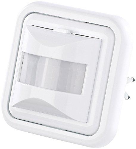 revolt PIR Schalter: Automatischer Lichtschalter mit PIR-Bewegungsmelder (Unterputz Bewegungsmelder) Radar-paket