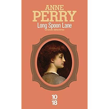 Long Spoon Lane (Grands détectives t. 24)