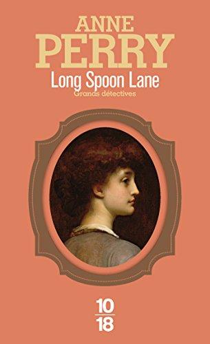 Long Spoon Lane: 24 (Grands détectives)