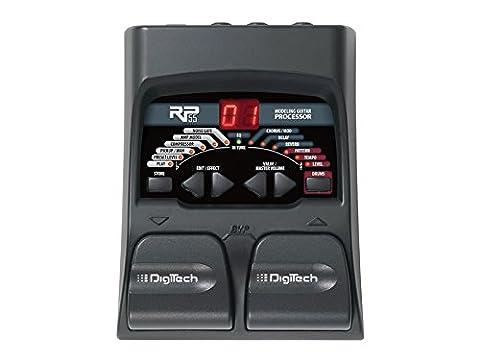 Digitech RP55 Modelling Guitar
