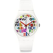 Watch Swatch New Gent SUOW132 MULTI COLLAGE