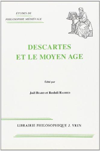 Descartes et le Moyen-Age