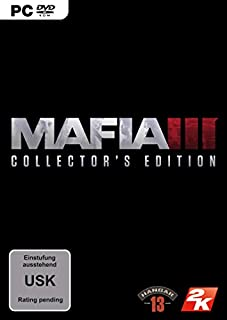 Mafia III - Collector's Edition - [PC] (B01ENPRB5E) | Amazon price tracker / tracking, Amazon price history charts, Amazon price watches, Amazon price drop alerts