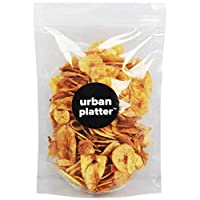 Urban Platter Home-Made Sweet & Ripe Banana Chips, 400g