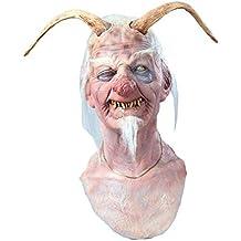 Horror-Shop Babeando vieja máscara de demonio