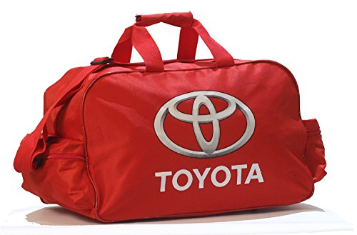 neuf-toyota-logo-sac-de-sport-bag-voyage