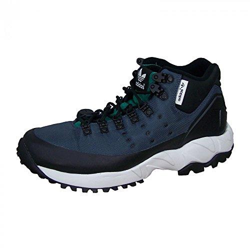 adidas Torsion Trail (schwarz / beige) Blau (Blau-Schwarz-Weiß)
