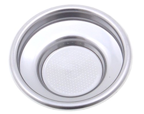 Colador/filtro 1taza para Rancilio Cafetera expreso