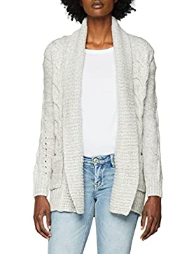 New Look Cable-Chaqueta Punto Mujer,