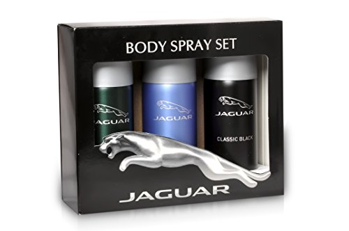 JAGUAR Pack Of 3 (Classic BlackDeo150ml+ClassicDeo150ml+For MenDeo150ml)