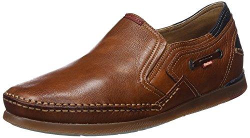 Fluchos Zapato CON Cordones Blucher Cuero - Marrón, 42