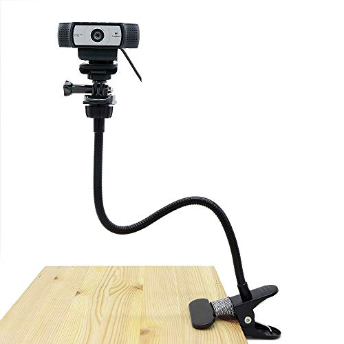 Webcam sobremesa, Webcam Flexible Mount Clamp Gooseneck