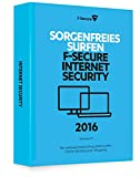 F-Secure Internet Security 2016 - 1 Jahr