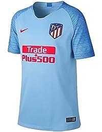 Nike 2018-2019 Atletico Madrid Away Shirt (Kids)