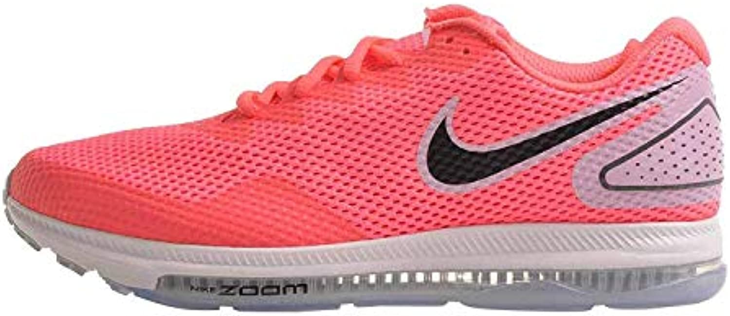 Nike Donna Wmn Wmn Wmn Zoom all out Basso 2, Hot Punch/Black-Lt Arctic Rosa - Hot Punch/Black-Lt Arctic Rosa, 38 | Nuovo design diverso  | Uomini/Donne Scarpa  | Sig/Sig Ra Scarpa  | Uomo/Donne Scarpa  b06f47