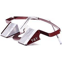 Gafas de asegurar Y&Y Classic, Bordeaux Red