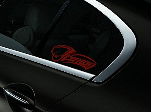 Iceman Kimi Raikkonen F1 Auto- Fenster-Aufkleber- Abziehbild- Styling, - Getönte Fenster-abziehbild