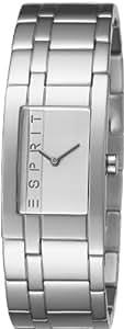 Esprit Damen-Armbanduhr Houston Aluminium Analog Quarz Aluminium ES105892002