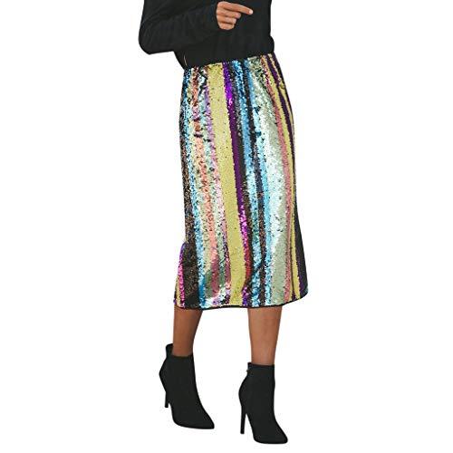 Lenfesh_Vestidos Falda para Mujer