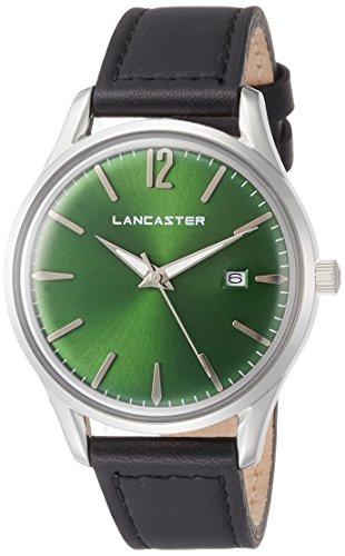 "Lancaster Paris ""Heritage"" reloj de pulsera verde mujer"