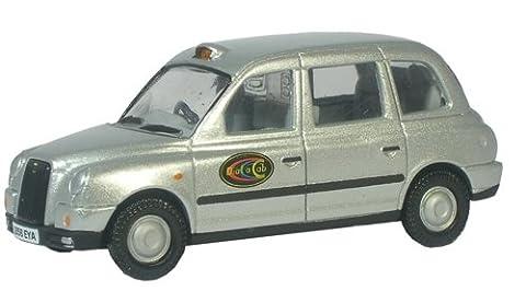 OXFORD DIECAST 76TX4004 TX4 Taxi Dial A Cab